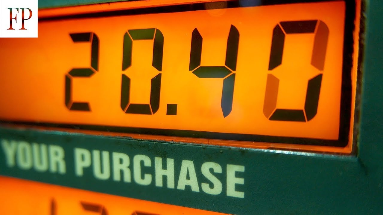 Average gas price in Canada surges to 5-year high: 'Testing