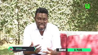 A-Plus on ATUU with Abeiku Santana