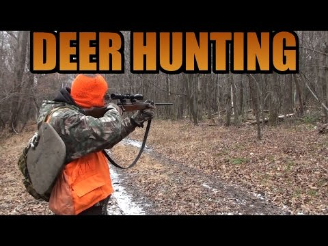 Deer Hunting Pennsylvania Rifle Season 2014 - Ron