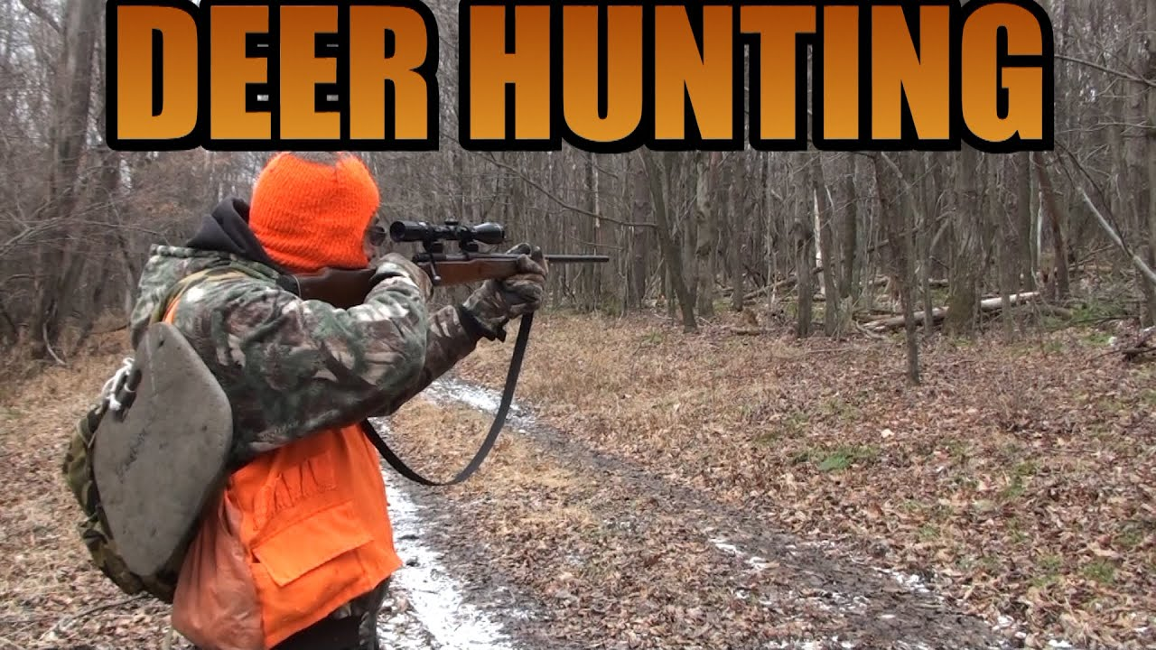 how to choose a rifle for deer hunting