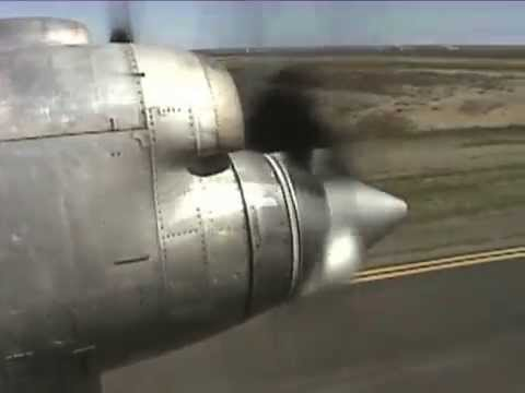 THE SIGHT & THE SOUND 2/19 : Reeve Aleutian L-188 N1968R inflight documentary from Bethel to ANC