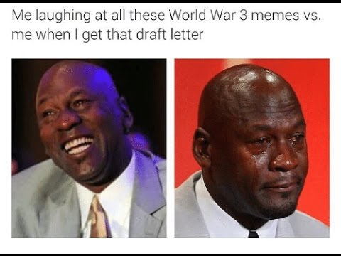 When You Get The Drafting Letter For WW3   YouTube