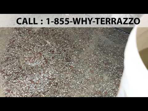 Installing Terrazzo Tiles Service Fort Lauderdale