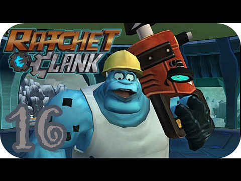 Ratchet & Clank Soundtrack: Bomb Factory, Hoven Chords ...