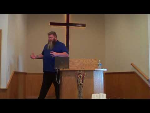 Freetown Nazarene Aug 7, 2017 Pastor Scott Wilson
