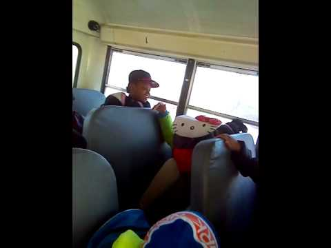 Starr Detroit Academy bus
