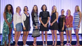 Wimbledon Party 2018 - Stars of women's tennis attend WTA