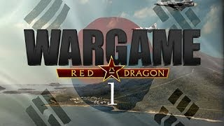 Wargame Red Dragon - Campaign - Busan Pocket - Part 1 - Let
