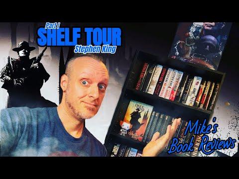 Bookshelf Tour (Part I): My Stephen King Collection