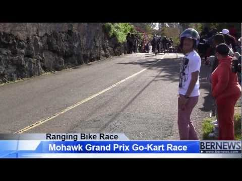 Ranging Bikes At Mohawk Grand Prix Go-Kart Race, Mar 29 2013