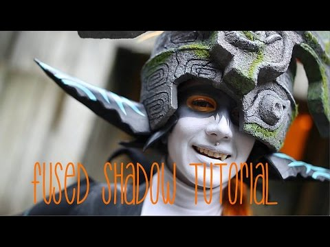 Fused Shadow/Imp Midna Helm Cosplay Tutorial