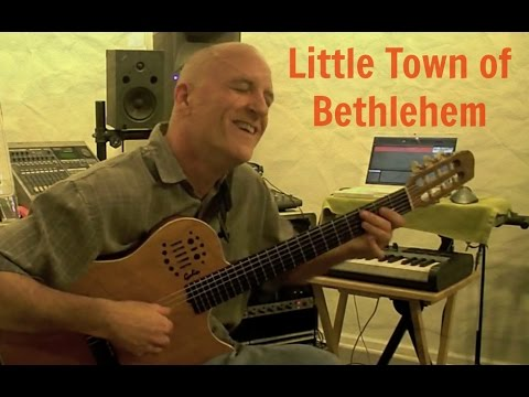Rob Michael, Solo Guitar - Little Town of Bethlehem
