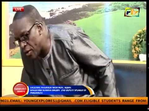 EXCLUSIVE WITH HON ALBAN BAGBIN (2ND DEPUTY SPEAKER OF PARLIAMENT) PART ONE