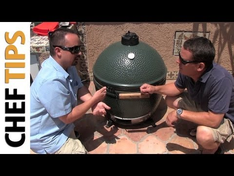 Big Green Egg Tutorial and Review - How to Use the Big Green Egg