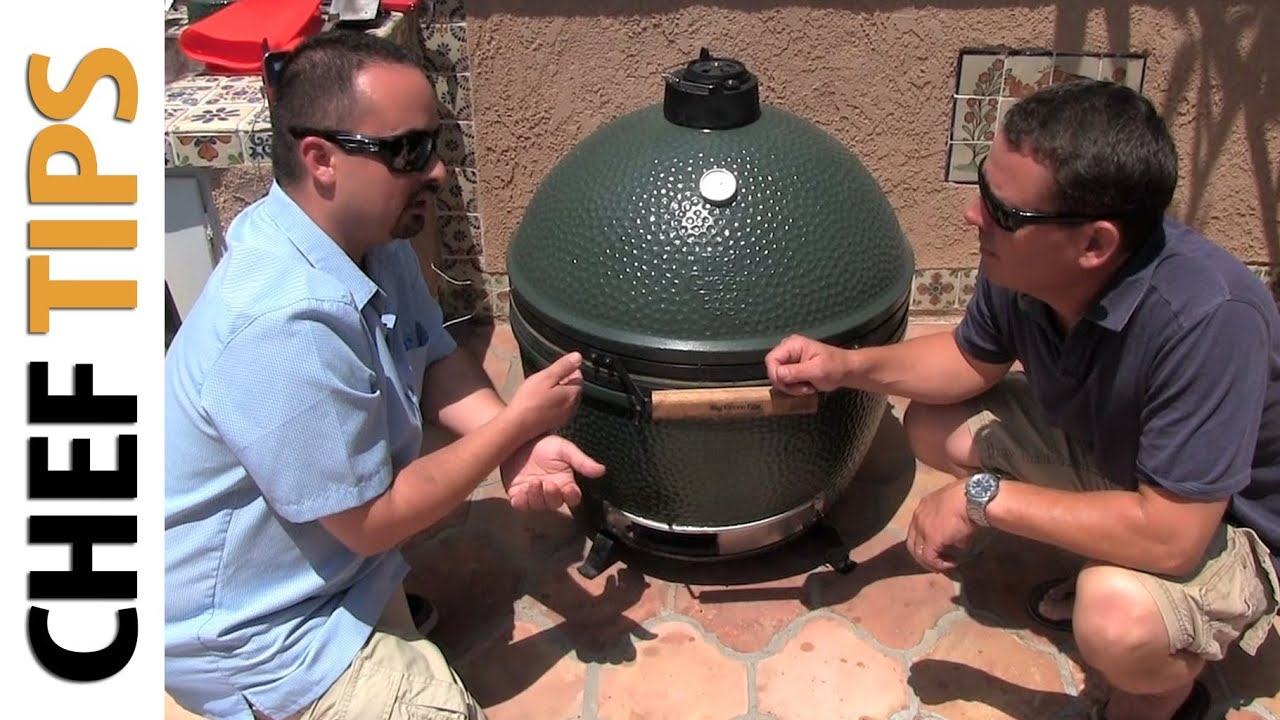 Big Green Egg Tutorial And Review How To Use The Big Green Egg