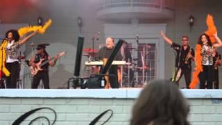 KC & the Sunshine Band, Silver Springs Florida 7/4/2013 (Video 2)