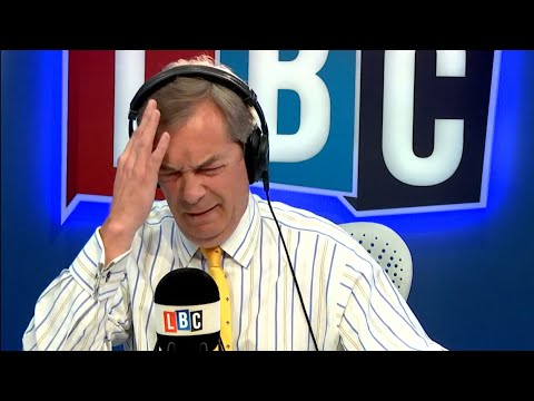 The Nigel Farage Show: Donald Trump will stand again for President in 2020. LBC - 27th February 2018