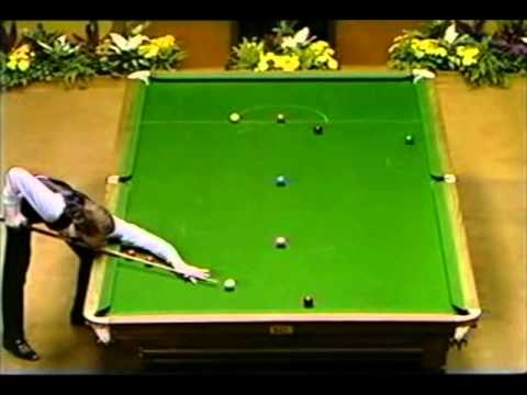 Masters Snooker 1985 Alex Higgins v Steve Davis