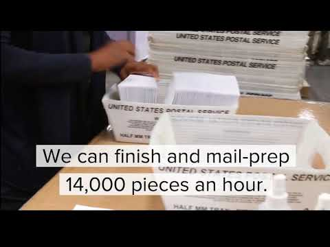 Machine Envelope Insertion: The All-In-One Mail Preparation