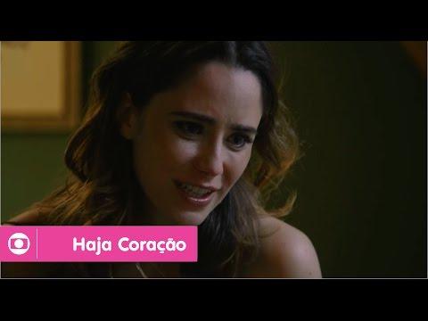 Haja Coração: capítulo 134 da novela, sábado, 5 de novembro, na Globo