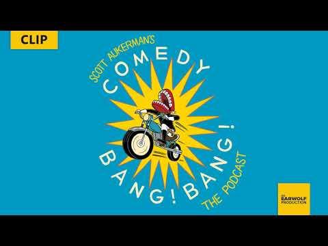 Comedy Bang Bang - Time Keeper is Sad