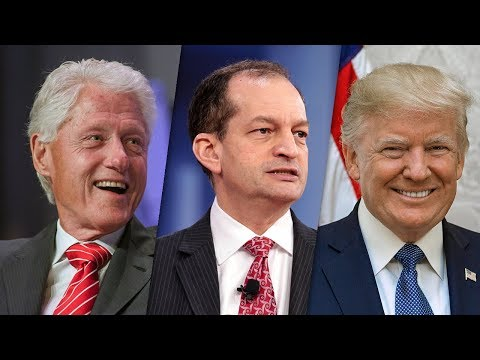 Jeffrey Epstein Conspiracy Could Involve Many Top DC Officials
