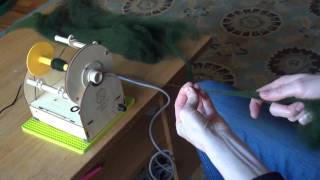 SPIN #5 - Avoiding Over and Under Spun Yarn