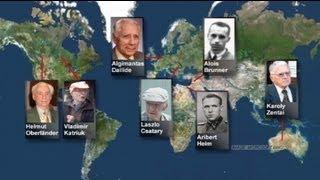 Охотники за нацистами: «старость — не оправдание»