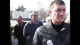 Провокация против участников митинга в Севастополе(В Севастополе на площади Нахимова 15 апреля 2015 года должен был состояться митинг накануне прямого телемоста..., 2015-04-16T05:23:04.000Z)