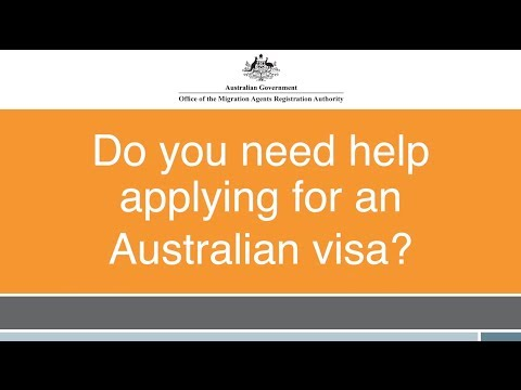 Do You Need Help Applying For An Australian Visa? - Russian