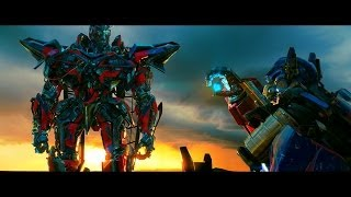 Transformers : Dark of the Moon Scene Primes in Africa (1080pHD VO)