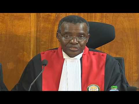 Kenyan supreme court annuls poll results