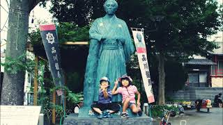 品川レンガサイクリング.