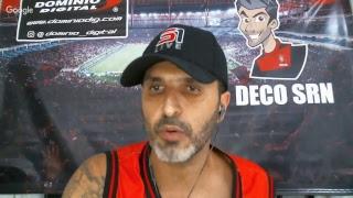 DECO SRN LIVE #49: RAFINHA FECHADO? FLA AINDA QUER ZAGUEIRO, LATERAL ESQ. E ATACANTE DE LADO