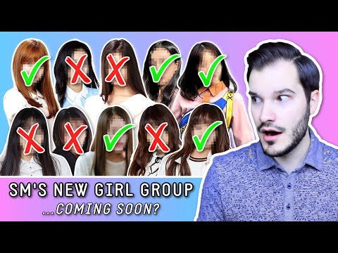 Everything We Know About SM's New Girl Group #SMNGG