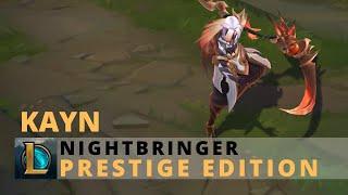 Nightbringer Kayn Prestige Edition - League of Legends