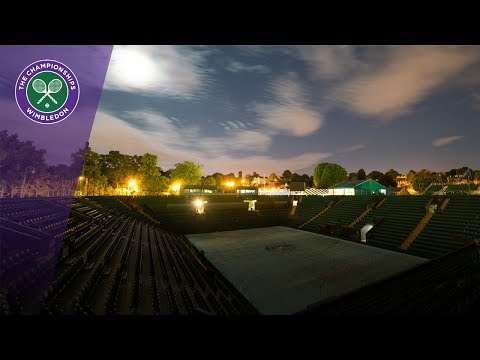Wimbledon 2017 - From dawn to dusk at SW19