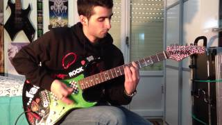 The Offspring - What Happened To You cover (Josubisai)