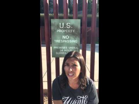 A Trump Protester Was Transferred to Immigration Authorities and You Need to Know Her Name