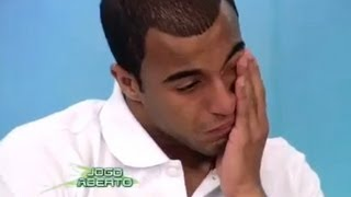 Lucas se emociona no programa Jogo Aberto  - São Paulo FC