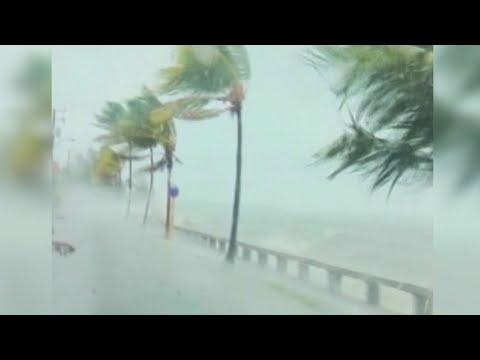 Hurricane Irma Pounds Cuba Ahead of Florida