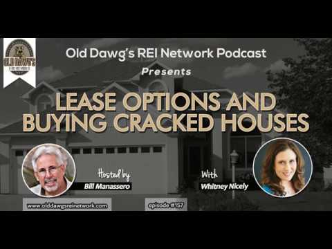 157: Lease Options and Cracked Houses