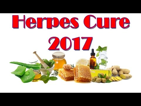 Breakthrough Herpes Treatment Found  Best Herpes Cure 2017