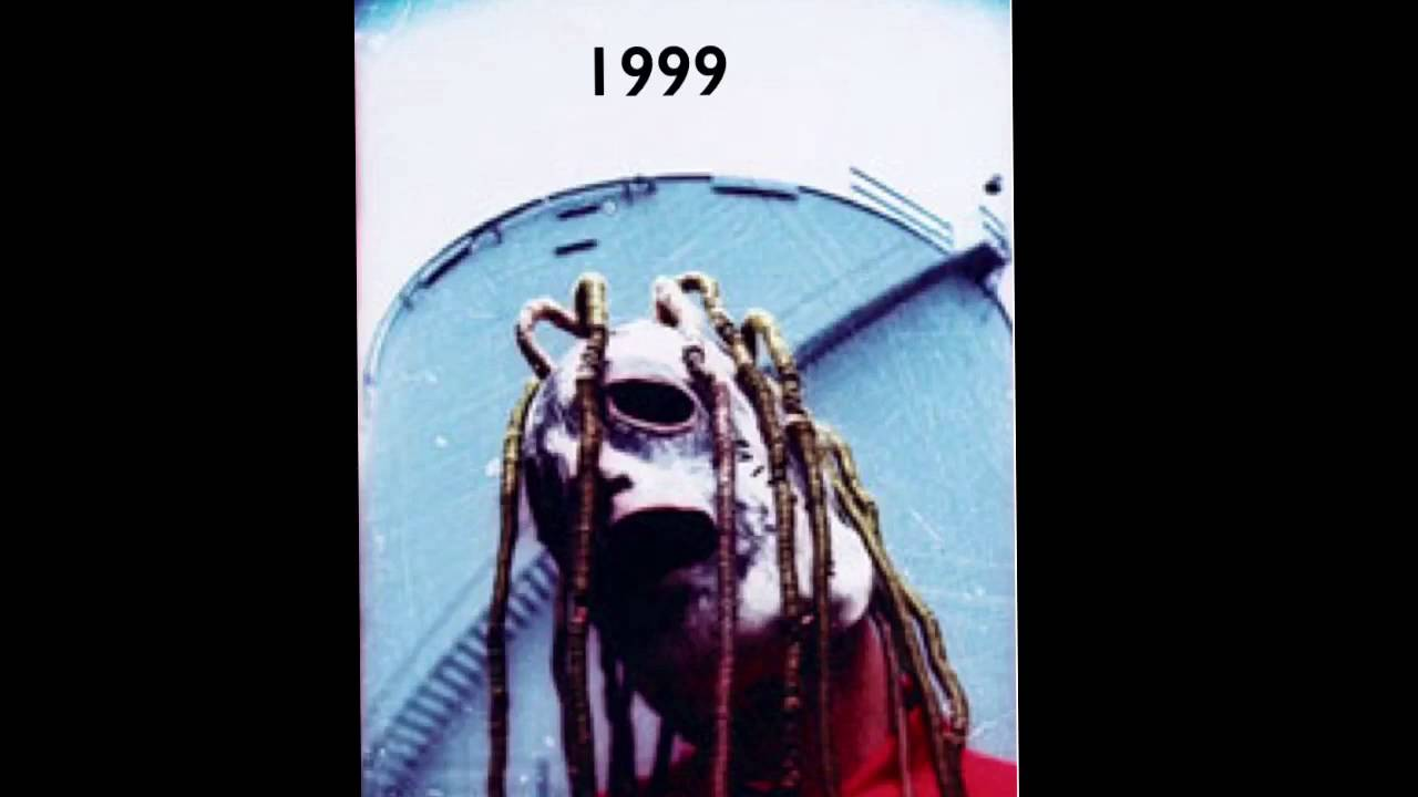 corey taylor mask evolution 1999   2016   youtube