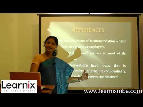 Bharathiar University MBA www.learnixglobal.com - Human Resource Management - Online video class