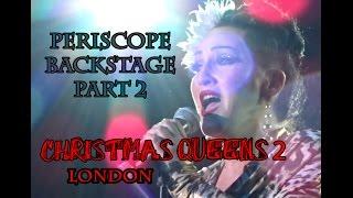 Christmas Queens2 ✰ London-Michelle Visage (0fficial) Part 2