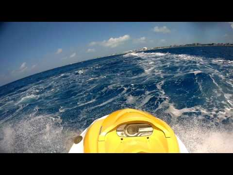 Waverunner at 7 Mile Beach Grand Cayman-Mar7/17