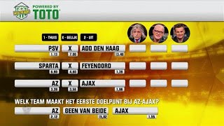 TOTO: PSV wint van ADO Den Haag - VOETBAL INSIDE