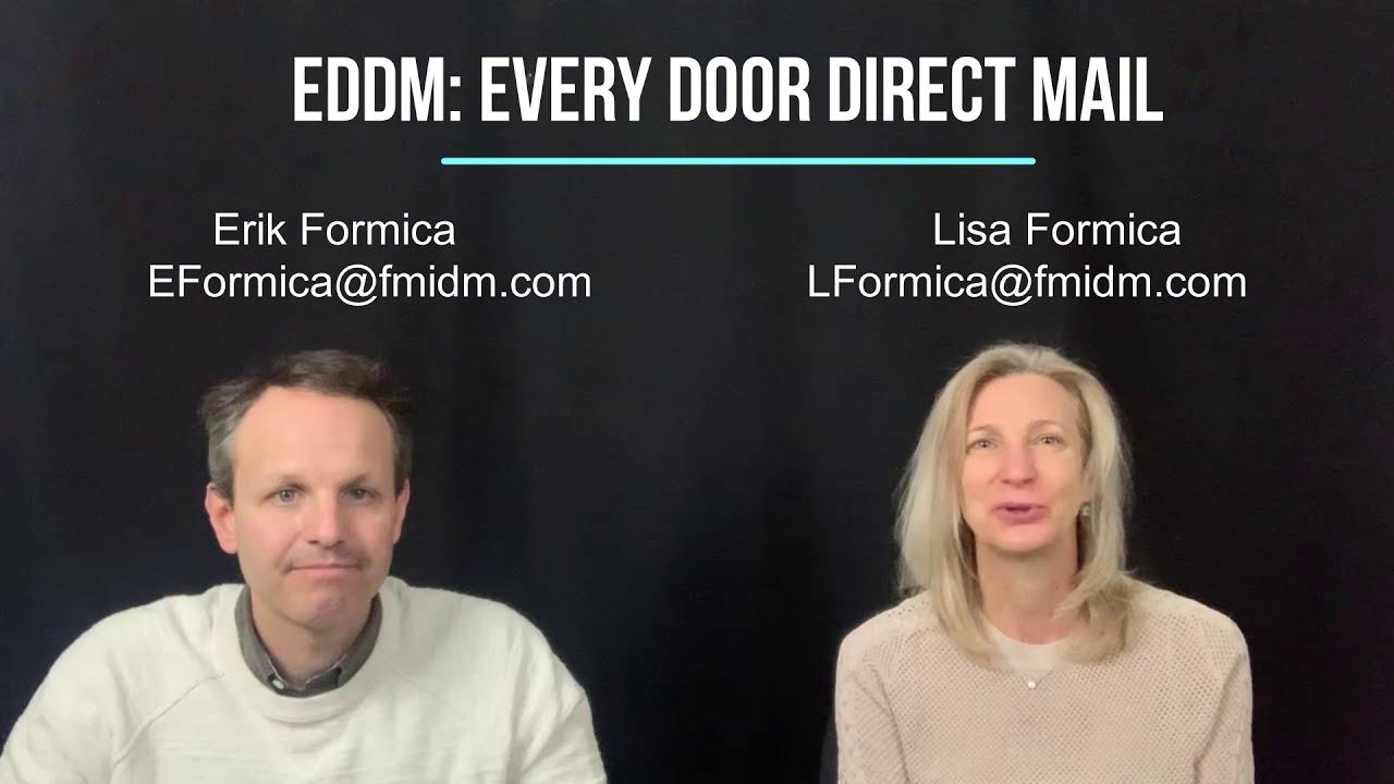 February 2021: EDDM - Every Door Direct Mail