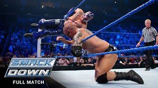 FULL MATCH - Rey Mysterio vs. Batista – Street Fight: SmackDown, Dec. 11, 2009